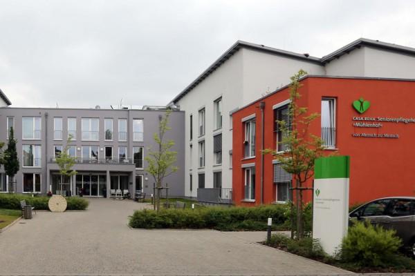 CASA REHA Seniorenpflegeheim, Vellmar