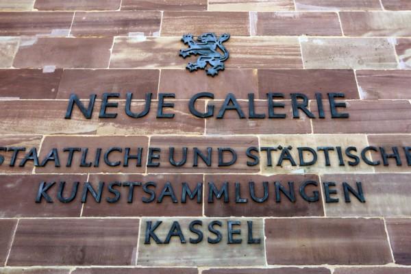 NEUE GALERIE, Kassel