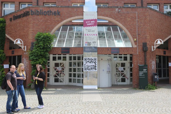 UNIVERSITÄTSBIBLIOTHEK, Kassel