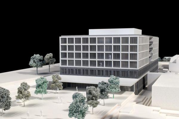 Karolinenhospital Arnsberg – Neubau Pflege- und Funktionstrakt